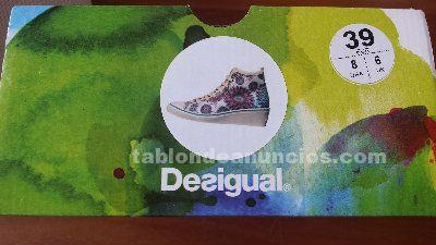 Zapatillas desigual t 39