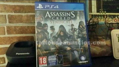 Cambio assassins creed syndicate ps4 por dark souls 3 ps4