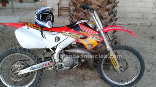 Vendo moto de cross