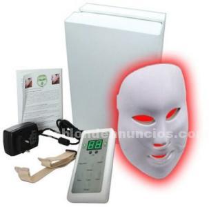 Máscara fototerapia 7 led