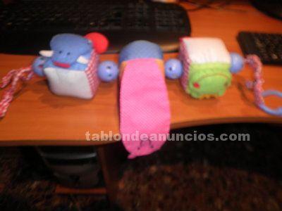 Regalo accesorio de colores para carrito de bebé