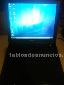Vendo portatil dell latitude 110l