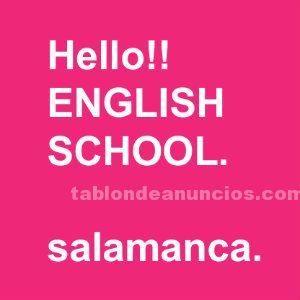 Servicios de traducción inglés y francés en salamanca