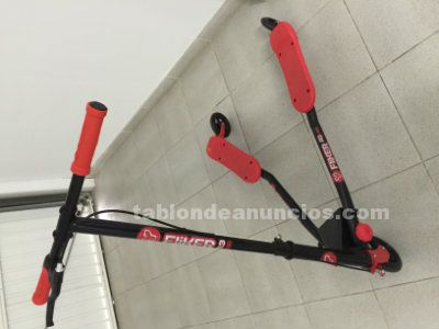 Patinete autopropulsado fliker a3 air
