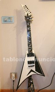 Guitarra replica jackson matt tuck