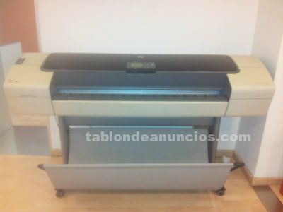 Plotter hp designjet t1100ps