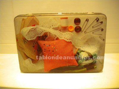 Caja Cola Cao edición Costura