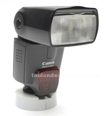 Flash canon speedlite 580 ex