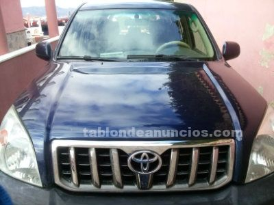 Toyota land cruiser  3.0 /8 plazas