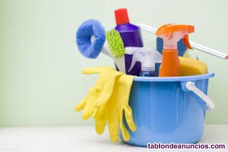 Limpieza y Atención a personas