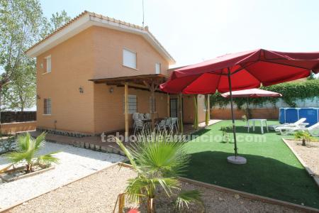 Chalet c warner aranjuez sese�a chinchon