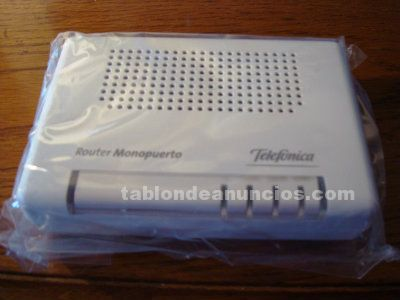 Router monopuerto ar1061 movistar