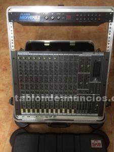MESA DE SONIDO BEHRINGER EURORACK MX 2642