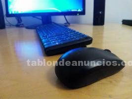 Vendo ordenador completo con windows 10