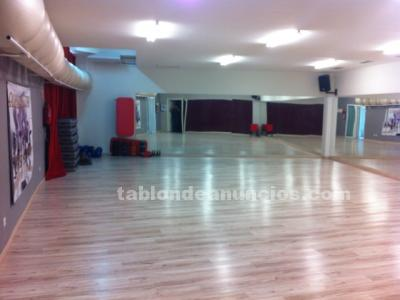 Traspaso local yoga pilates danza gimnasia
