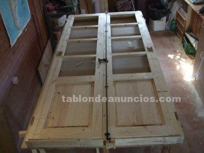 Tabl n de anuncios carpintero carpinteria de madera - Carpintero en barcelona ...