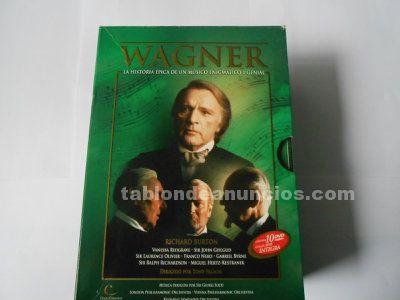 Wagner (completa en dvd)