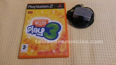 Juego eye toy play 3