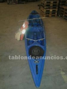 Super kayak percepcion 2plazas