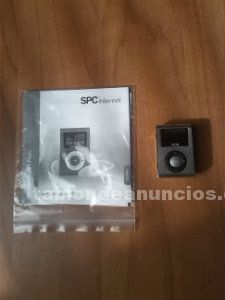 Reproductor mp3 spc internet 4gb