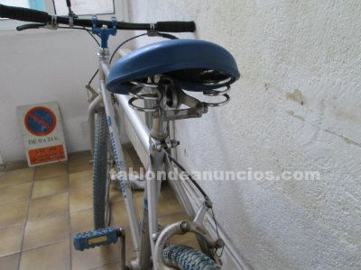 Bicicleta bh tt