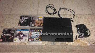 Vendo ps3 en buen estado