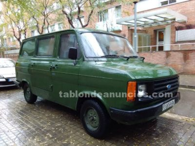 Ford transit clasica