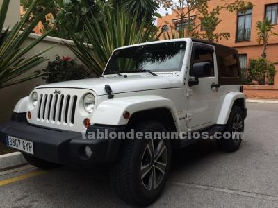 Jeep wrangler hard-top 2.8 crd ano 2010