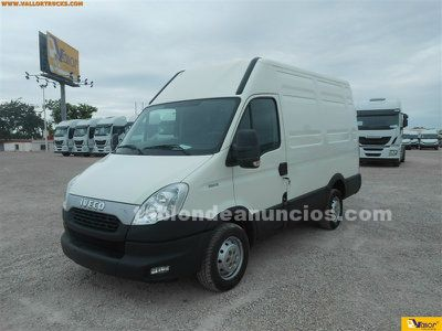 Furg�n iveco daily 35s13, 10m3, 6 marchas, 2 a�os garant�a oficial iveco
