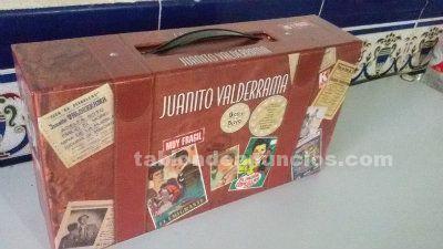 Vendo estuche especial coleccionista de juanito valderrama