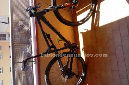 Focus superbud 3.0 allmountain talla m suspensiones fox 100mm