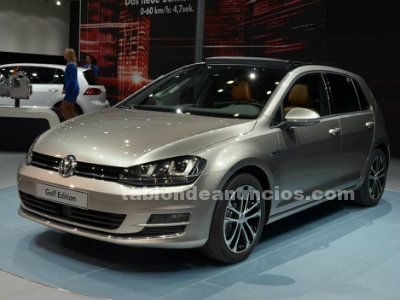 Golf tdi 1.6 bluemotion highline