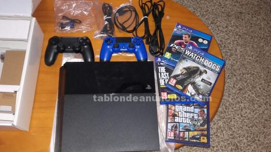 Pack playstation 4