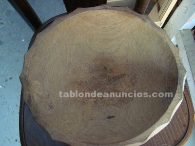 Hornillo de madera