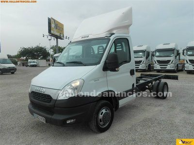 IVECO, IVECO DAILY 35C15 CHASIS CABINA