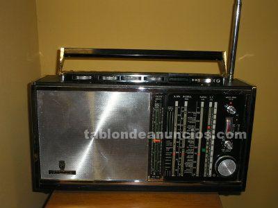 Radio grundig satellit 6001