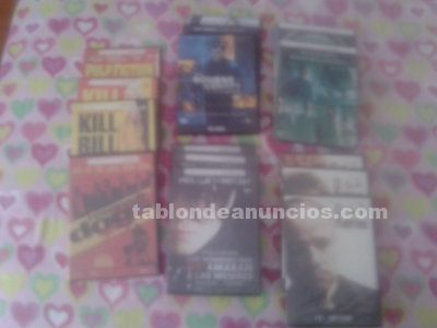 Películas  dvd´s  millennium- the bourne-matrix-el padrino