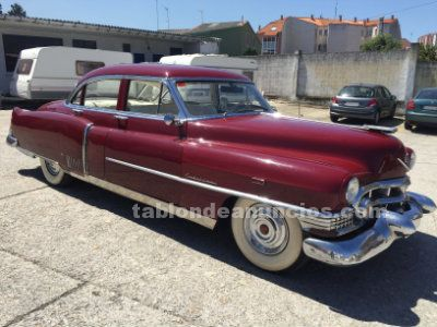 Cadillac fleetwood serie 62 sixty special 50th