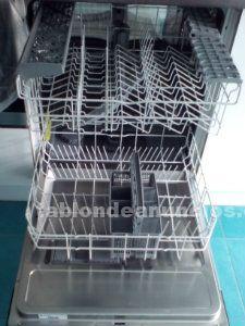 Lavavajillas balay integrado