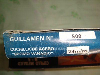Guillame nº 500