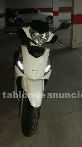 Vendo moto kymco 125 people