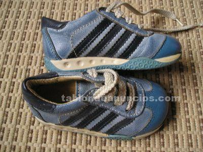 Zapatos niño piel nº 22