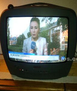 Vendo tv color philips 14 con tdt ledcomx