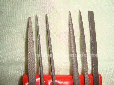 Limas de aguja