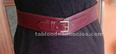 Cinturon ancho kenzo