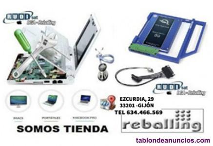 INSTALACCION SSD MACBOOK E IMAC