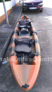 Kayak doble de pesca