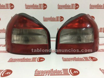 Pilotos Traseros Audi A3 restyling 2001-2003 FarosTraseros Audi A3 restyling