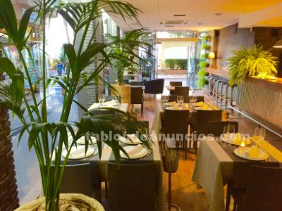Fant�stico restaurante a 15mts de la playa