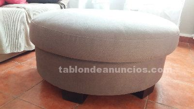 Sillon y reposapies